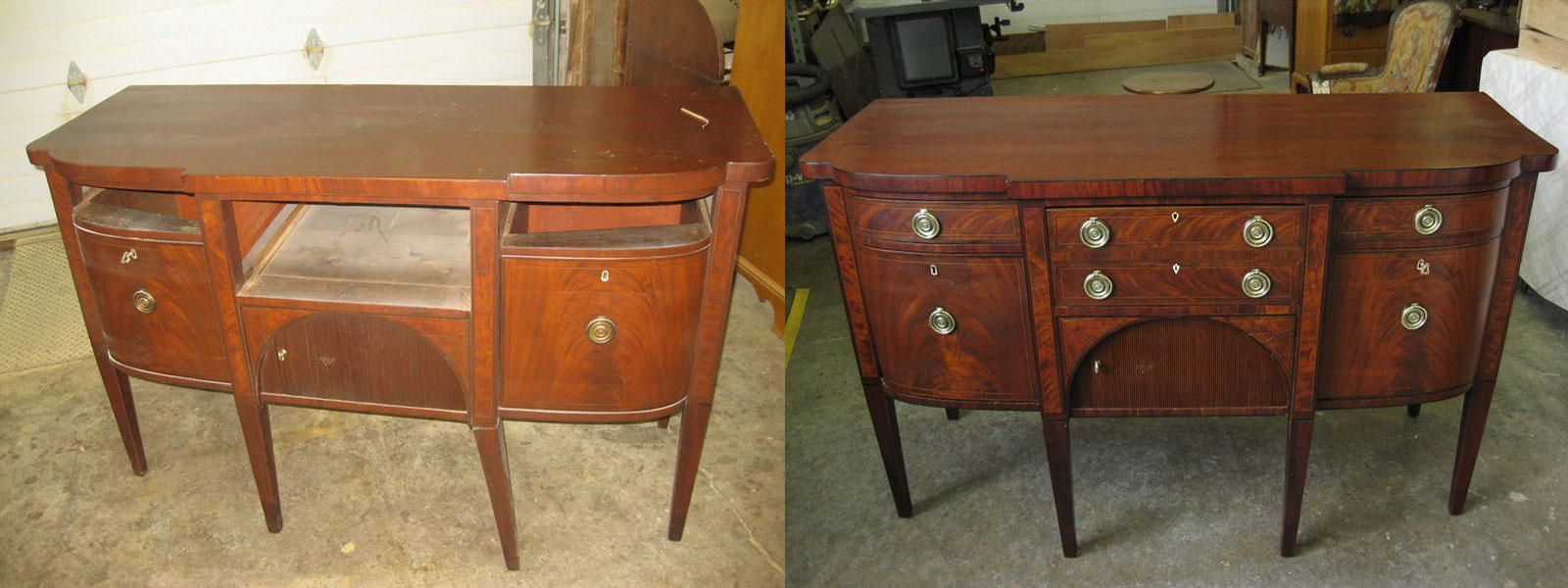 Antique Restoration Michigan Professional Furniture Restoration And Refinishing Gallery