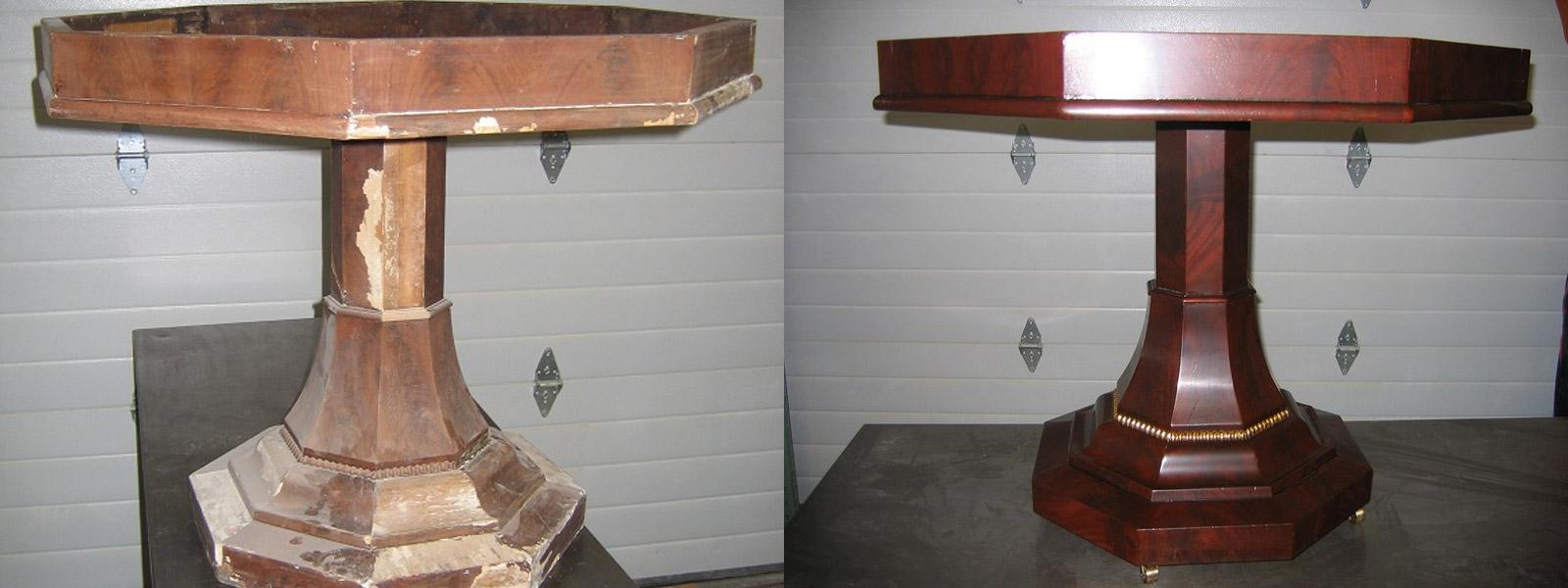 Antique Restoration Michigan Professional Furniture Restoration And Refinishing Gallery